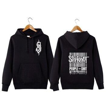 Slipknot hoodie Sweatershirt Rock Band Hoodie Streetwear Hip Hop Hoodie Clothing