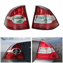 MIZIAUTO Rear Tail Light Lamp For Ford Focus Sedan 2005 2006 2007 2008 2009 2010 2011 2012 2013 Car Styling Accessories free shipping for skoda octavia sedan a5 2005 2006 2007 2008 left side rear lamp tail light