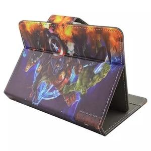 Image 5 - Uniwersalna pokrywa dla 6/6.8/7.8 cal czytnik ebooków skrzynka dla 7/7.85/7.9/8 cal Tablet GPS Fundas Capa bez otworu kamery