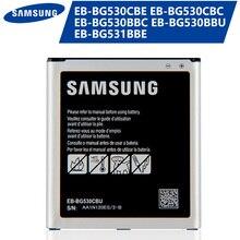цена на Samsung EB-BG530BBC EB-BG530CBE Battery For Samsung Galaxy Grand Prime J3 2016 J320F SM-J320FN G5308W G530 G530H G531 J5 2600mAh
