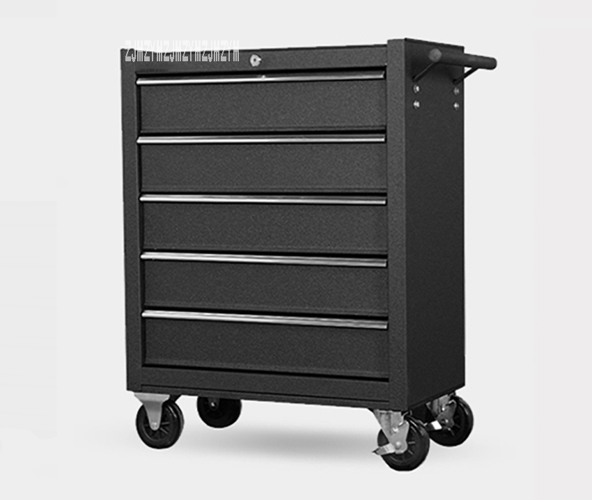 DA-25 5 ящик для хранения инструментов тележка мастерской аппаратные средства мобильный многофункциональный автомобильный Ремонт Техническое обслуживание инструментарий шкаф