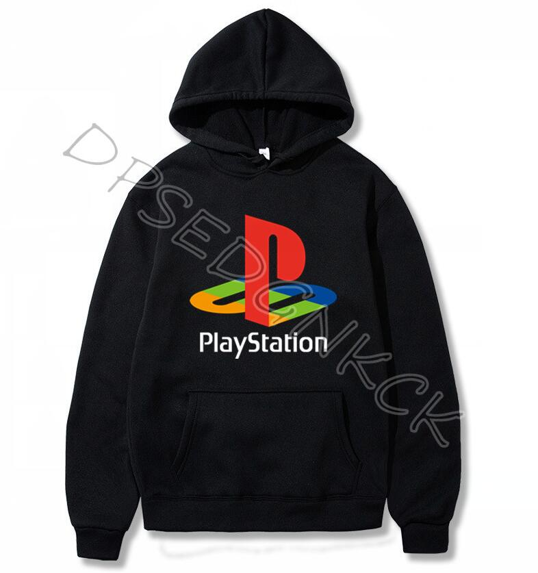 PS Hoodies Xbox Game Playstation Fashion Brand Men's Hoodies  Spring Autumn Male Casual Hoodies Men And Women Sweatshirt  A208