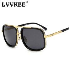 Hot Luxury Oversized Men Sunglasses Luxury Brand Women mach
