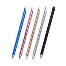 Inkless eterno metal caneta novo design escritório sinal caneta collectible presente pequenos presentes para colegas de aprendizagem acessórios # p30
