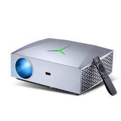 VIVIBRIGHT nuevo proyector LED F40 F40UP WiFi Android 1080P proyector de videojuegos para Home Theart Cinema 4200 lúmenes 1920x1080