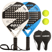 Tennis-Racket Carbon-Fiber-Frame Padel for Beginners with