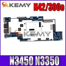 for Lenovo Winbook N42/300e Motherboard  3N 81AF 81FY CPU N3450 N3350 RAM 4G SSD 32G FRU 5B20P18546 5B20P18561100% Test OK