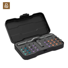 Youpin ATuMan DUKA 24 in 1 다목적 래칫 렌치 스크루 드라이버 S2 마그네틱 비트 도구 세트 DIY 가정용 수리 도구