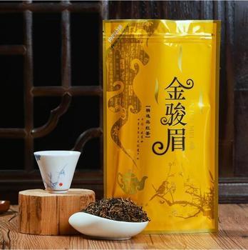 jinjunmei black tea Organic chinese tea  Jin Jun Mei tea Golden Buds Eyebrow cha Junmee Kim Chun Mei black tea 1