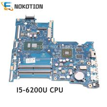 NOKOTION 854936-601 854936-001 For HP 15-AY 15-AY015DS Laptop