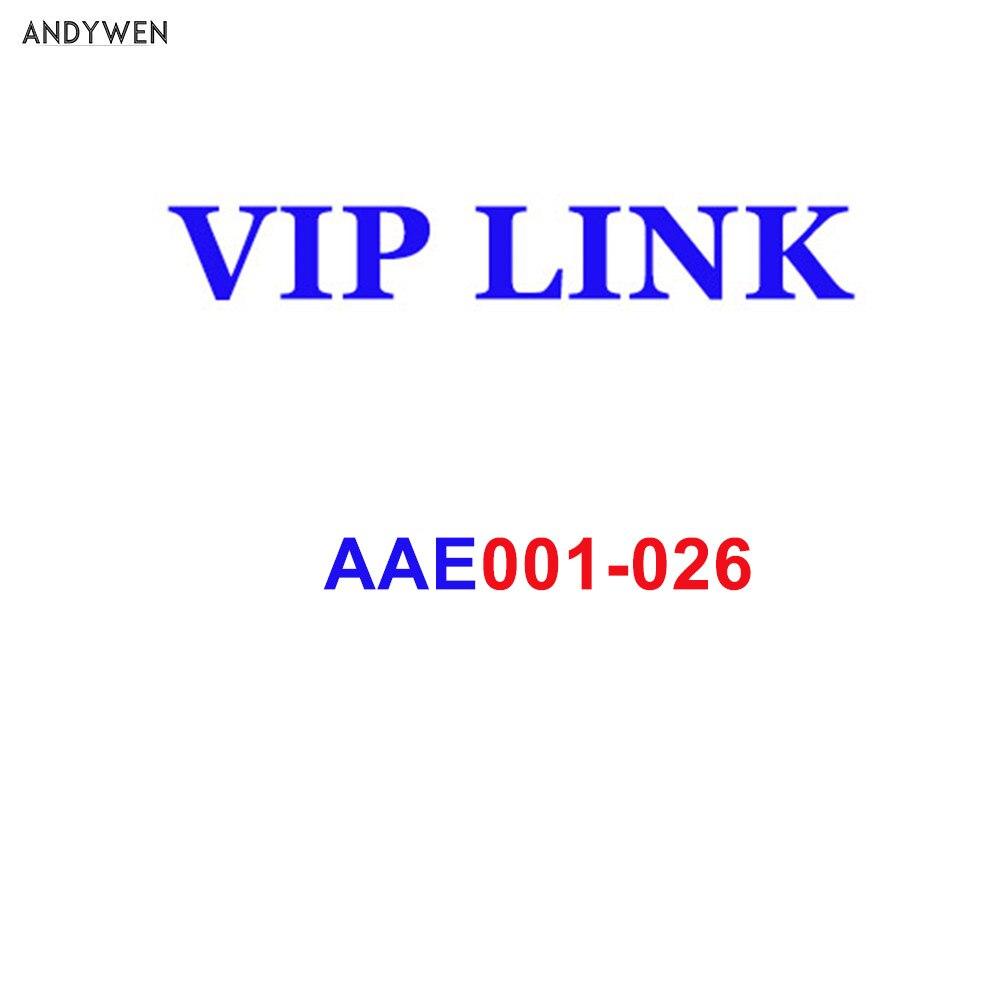 ANDYWEN AAE001-26 925 Sterling Silver