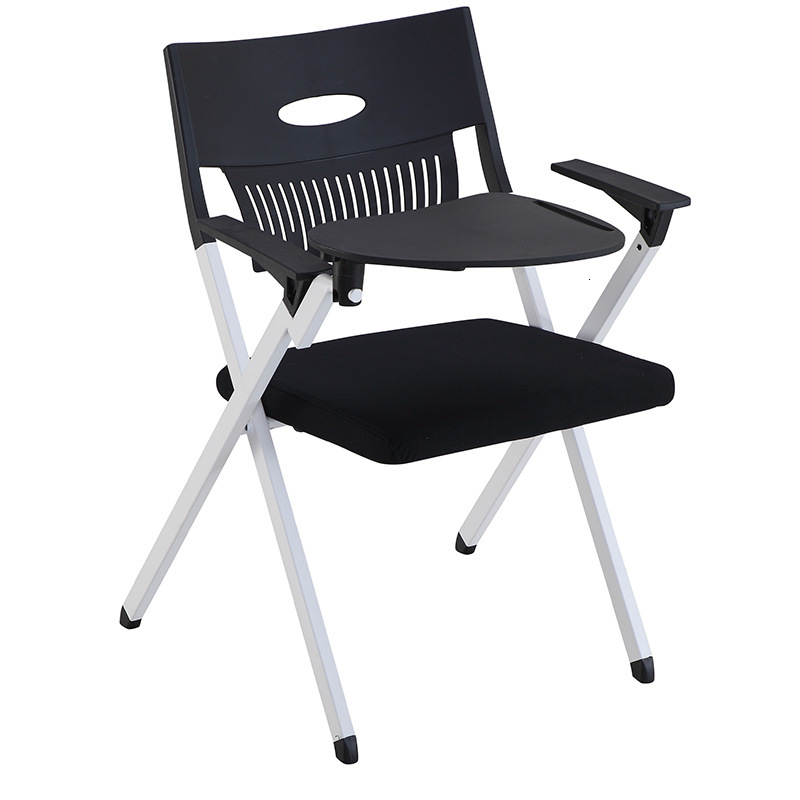 Full Fold Easy To Install Meeting Negotiate Chair Fold Writing Board Train Chair To Work In An Office Chair School Enterprise