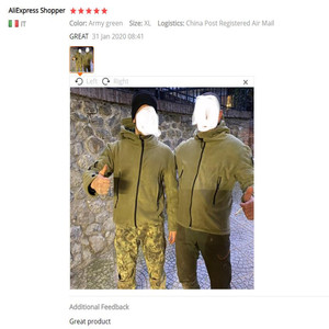 Image 5 - Ons Militaire Fleece Tactische Jas Mannen Thermische Buiten Polartec Warm Hooded Jas Militar Softshell Hike Bovenkleding Leger Jassen