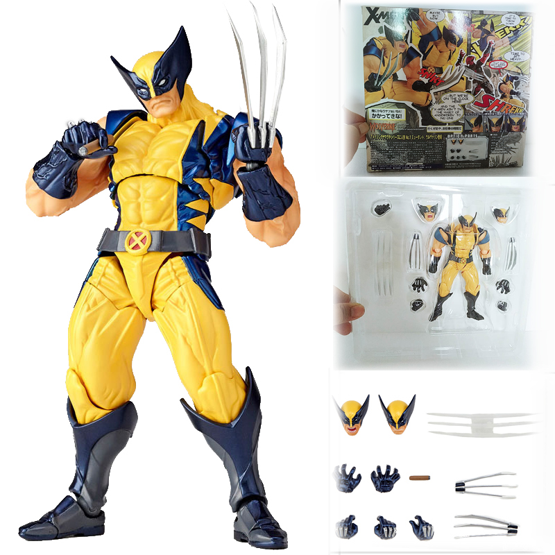 Wolverine Variant Figure Variable Wolverine Logan Action Figure Model Toys Doll For Gift