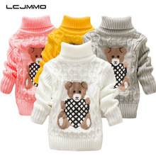 LCJMMO chłopcy swetry jesień Cartoon dziecko sweter jumper zima dziergany sweter dziewczyny swetry golfem ciepła odzież wierzchnia tanie tanio CN (pochodzenie) Poliester COTTON Na co dzień REGULAR Dzieci Unisex 78977 Pełna PATTERN Pasuje prawda na wymiar weź swój normalny rozmiar