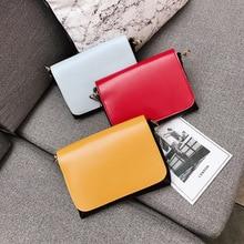 цена на wholesale Leather Design BagRetro Vintage Women PU Handbag Tote Trendy Shoulder Bags Messenger Bag
