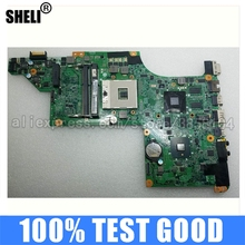 DA0LX6MB6H1 Notebook Laptop SHELI for HP DV6 Pc Mainboard 603642-001 HM55 DV6-3000 REV