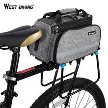 WEST BIKING Bike Bag Cycling Pannier Storage Luggage Carrier