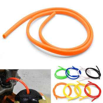 Motorcycle Hose 1Meter Petrol Fuel Line Hose Gas Oil Pipe Tube Rubber For Aprilia pegaso 650 rsv 1000 rs 125 Suzuki burgman 400 image