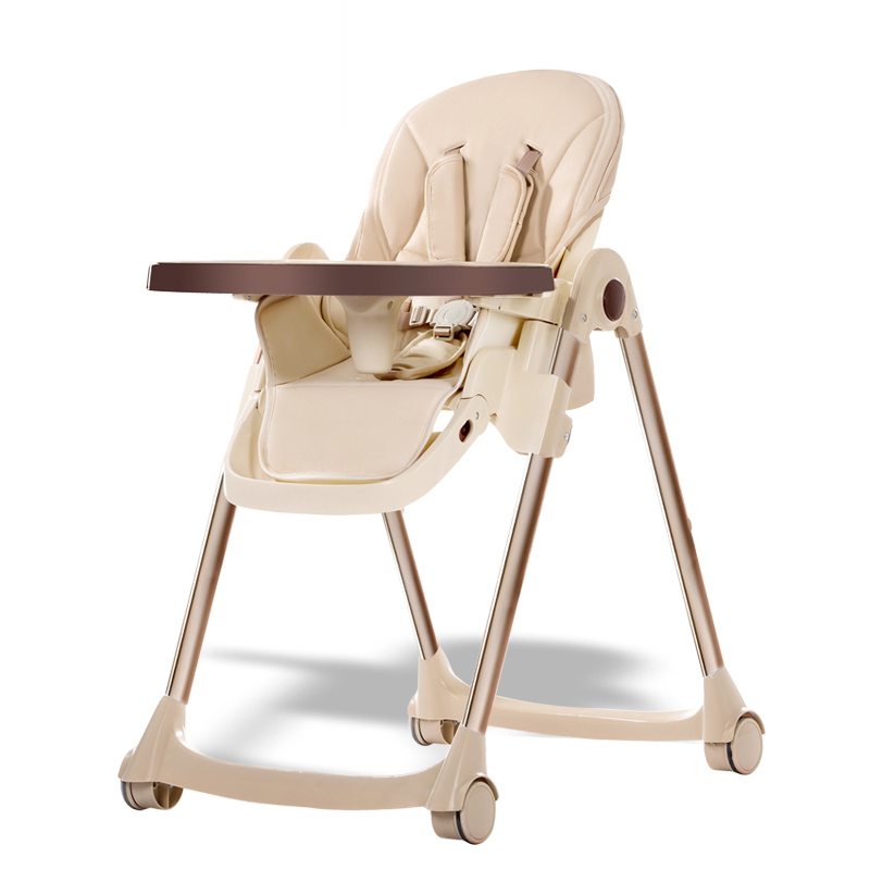 Baby dining chair baby multi-function collapsible portable adjustable file children eating meal seat table