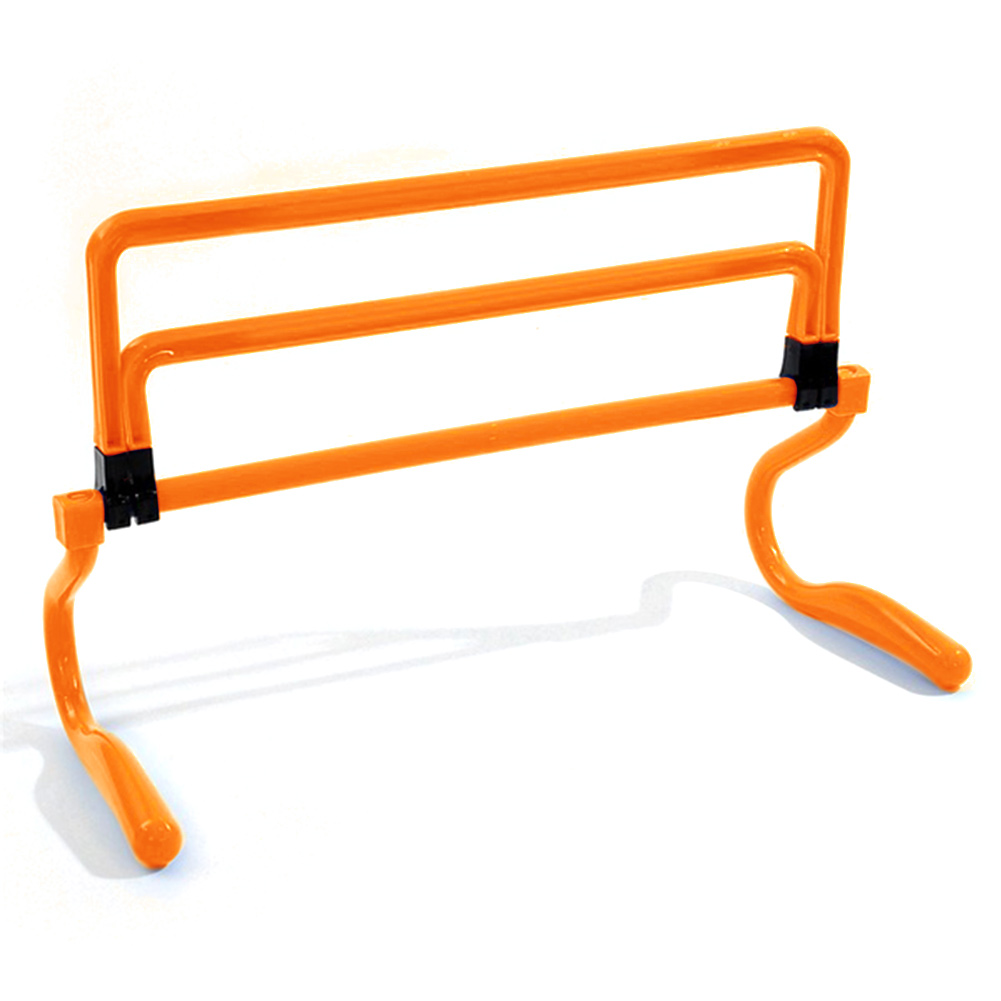Foldable Assembled Removable Football Soccer Training Equipment Barriers Frame Hurdle Footwork Hurdle Agility Training