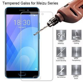 Szkło hartowane 9H HD dla Meizu M3S M5S M5C M3 M5 uwaga szkło ekranowe dla Meizu M15 Plus M1 M2 szkło ochronne na Meizu M6 uwaga tanie i dobre opinie felfial CN (pochodzenie) Przedni Film Tempered Glass for Meizu M3 Note Glass Transparent Clear Glass for Meizu M5C Glass