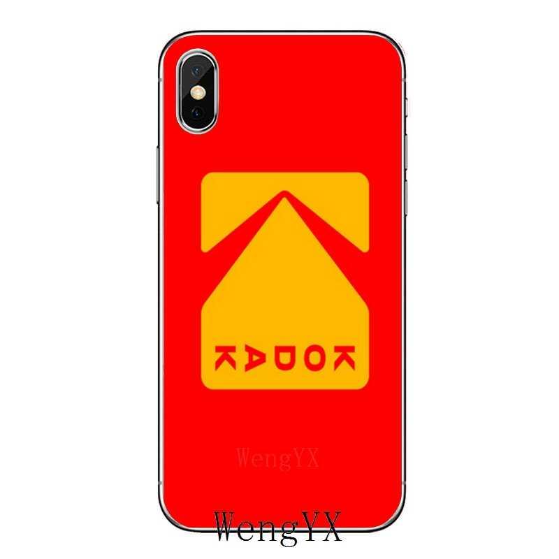 מקרה עבור iPhone 11 פרו XS Max XR X 8 7 6 6S בתוספת 5 5S SE קודאק רך כיסוי מקרה