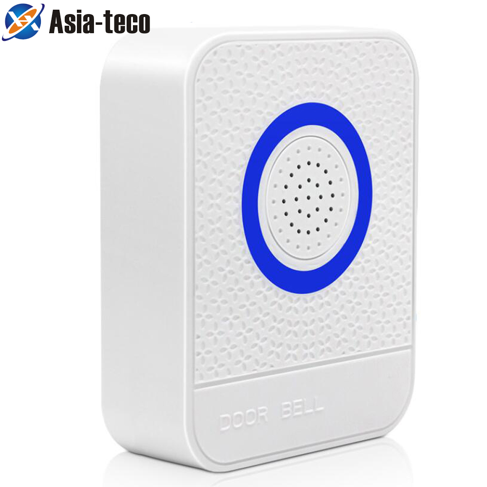 DC 12V Wired Doorbell Wire Access Control Wire Door Bell External Wired Doorbell Loud Ding-dong Ringtones