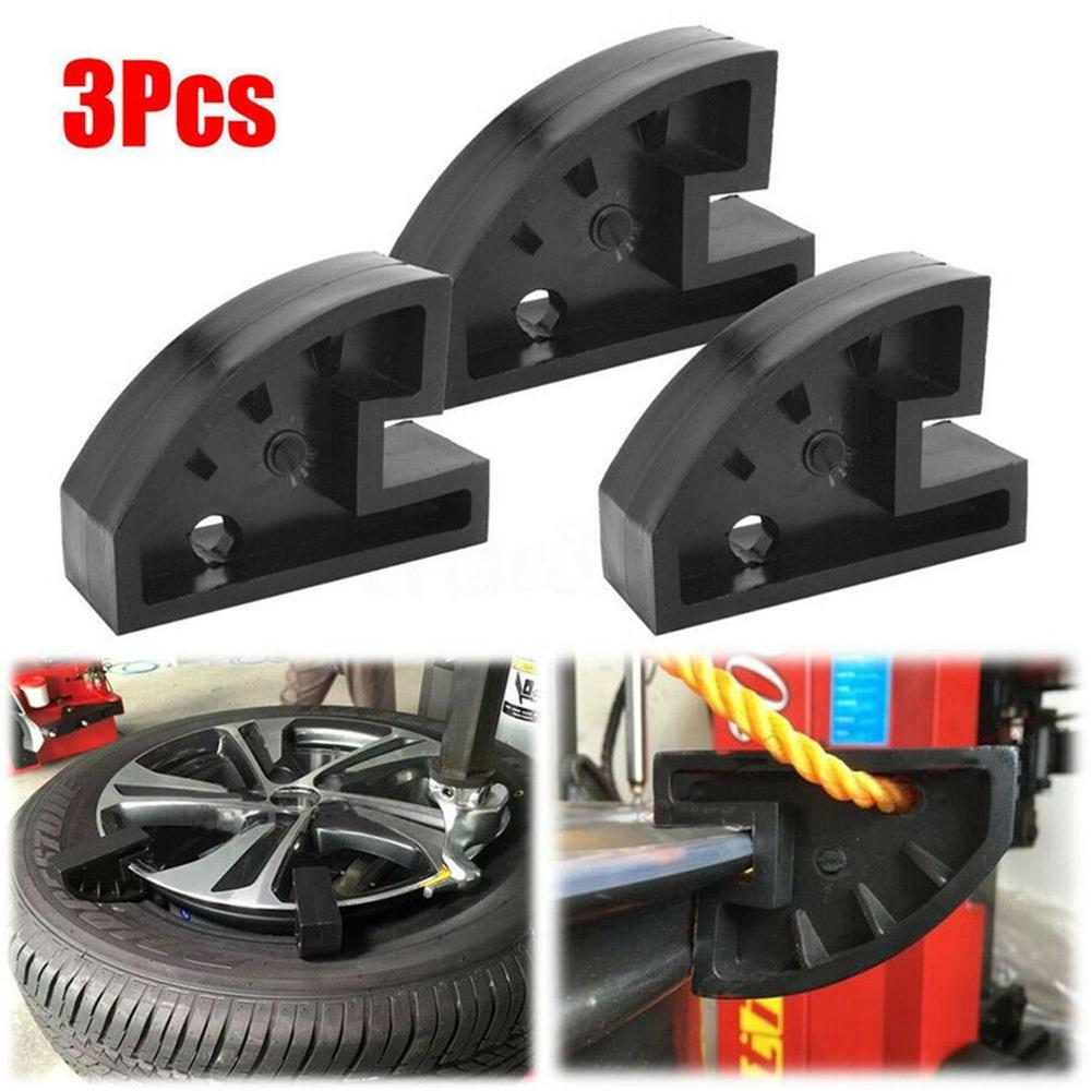 3Pcs Tire Remover Tire Clamp Upper Tire Clamp Tire Mount Tire Changer Repair Parts Tool Car Accessories