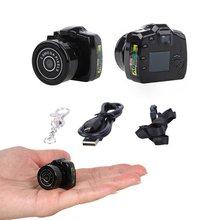 Y2000 мини камера видеокамера HD 1080P микро DVR видеокамера портативная веб-камера видео диктофон камера