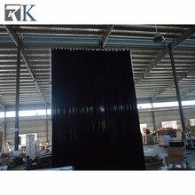 Сверхмощный Полюс трубы и драпировка сценический фон шторы панели событие перегородкой
