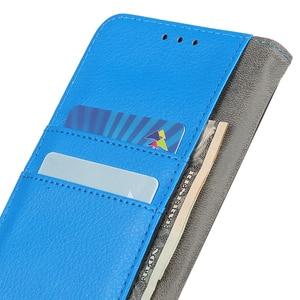 Image 4 - الليتشي فليب بو الجلود حامل للبطاقة فتحات محفظة غطاء حقيبة لجهاز LG الإبرة 5/الإبرة 4/W30 W10 G8 G8S Thinq k40 K50 K12 ماكس K12 رئيس Q60 X الطاقة 3 V40 Thinq V50 Thinq 5G