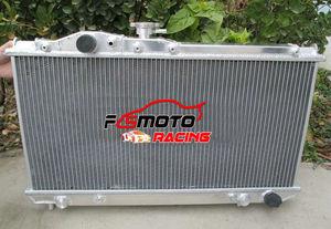 2 ROW Aluminum Radiator For Toyota Celica ST165/ST162 GT-4 3S-GTE 1986-1992 MT