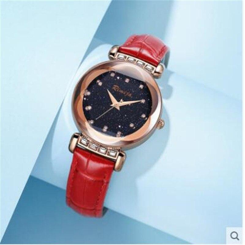 2019 Com a Avaliação de Jóias Liquidação de Fábrica Natural Preto Ágata Pulseira Relógios Automático Relógio De Quartzo Das Mulheres UM Se Comprometa - 2