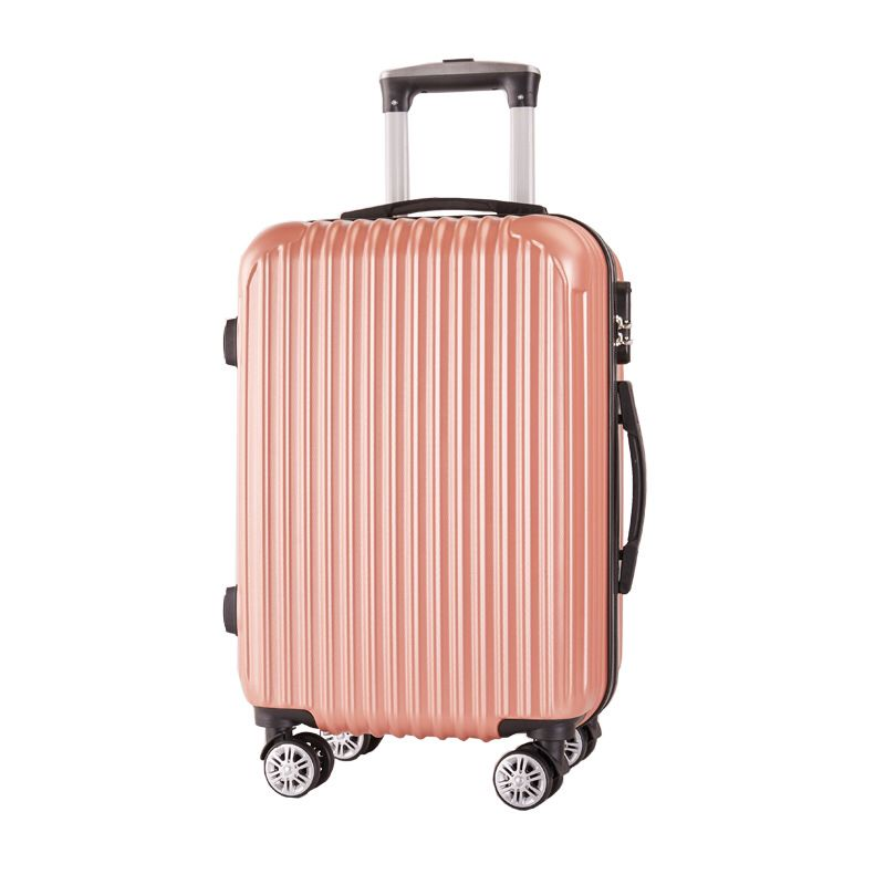 Trolley suitcase 20 inch trolley case ABS universal wheel travel luggage
