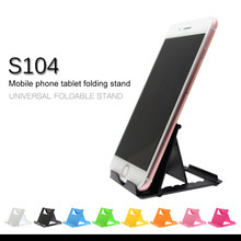 Lecolli Color Lazy Mobile Phone Tablet Universal Folding Stand 11 Inch Or Less Mobile Phone Tablet Desktop Stand