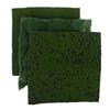 Mini DIY Artificial Grass Board Wedding Garden Micro Landscape Decor Accessories Simulation Moss Turf Lawn Wall Green Plants