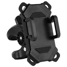 Buy HobbyLane Bike Phone Mount Cell Phone Holder Universal Cell Phone Handlebar Motorcycle Holder Cradle Rubber Strap 360 Rotate directly from merchant!