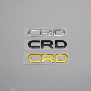 Image 5 - For Jeep Grand Cherokee Patriot Wrangler Compass Renegade 4X4 CRD V8 Rear Trunk Fender Emblem Logo Letters