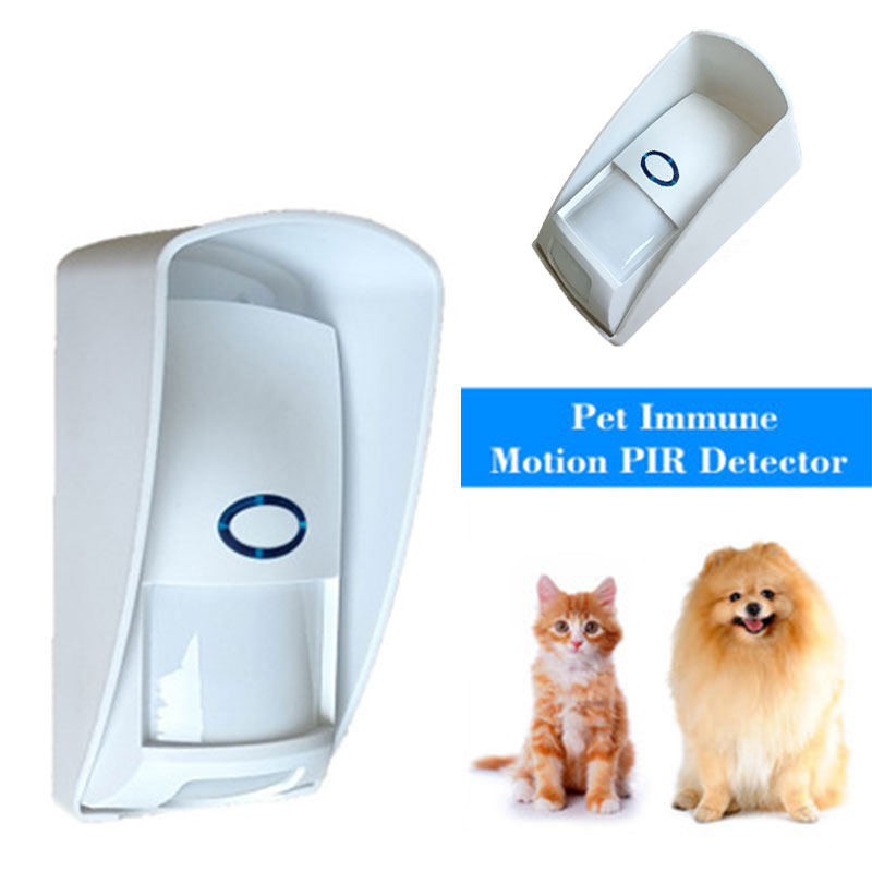 CT60- CT70- 433MHz Motion Home Anti-Pet Wireless Outdoor Infrared Motion Body Sensor Detector For Alarm System
