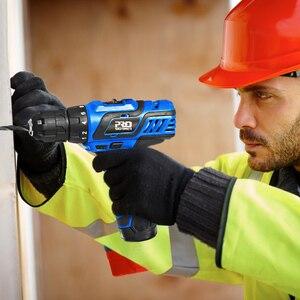Image 5 - 12V Cordless Elektro schrauber Drill Maschine Ratsche Power Tools Elektrische Hand Bohrer Universal Batterie durch PROSTORMER
