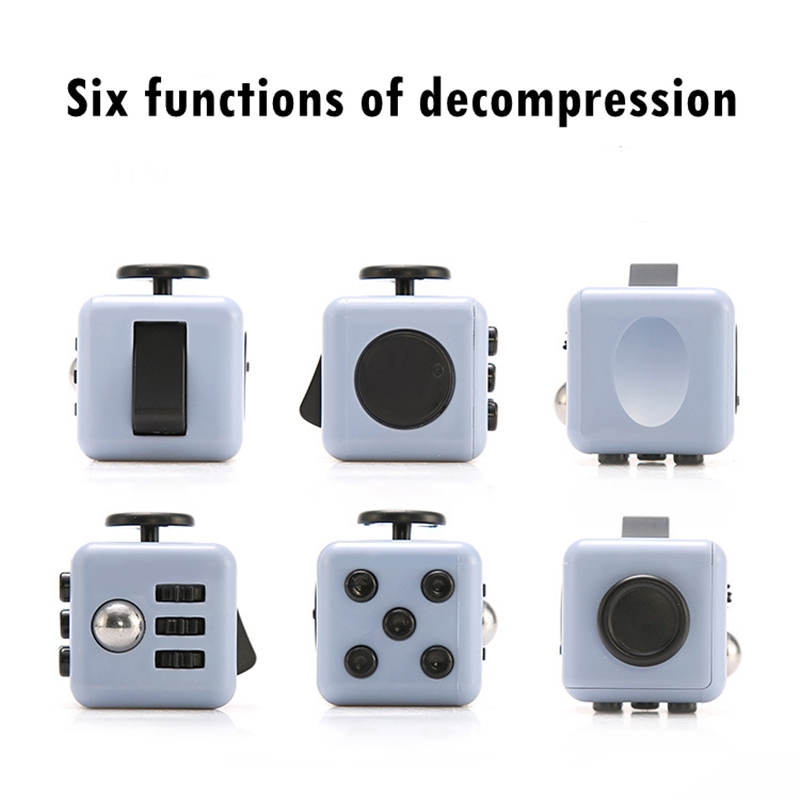 Decompression Toys Stress-Ball Bubble-Fidget Marbles Sensory Anxiety Dice Adult Squeeze img5