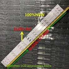 6 adet/grup yeni led aydınlatmalı 32 inç şerit LE 8822A SJ.HL.D3200601 2835BS F 6v 6 lamba 100% yeni