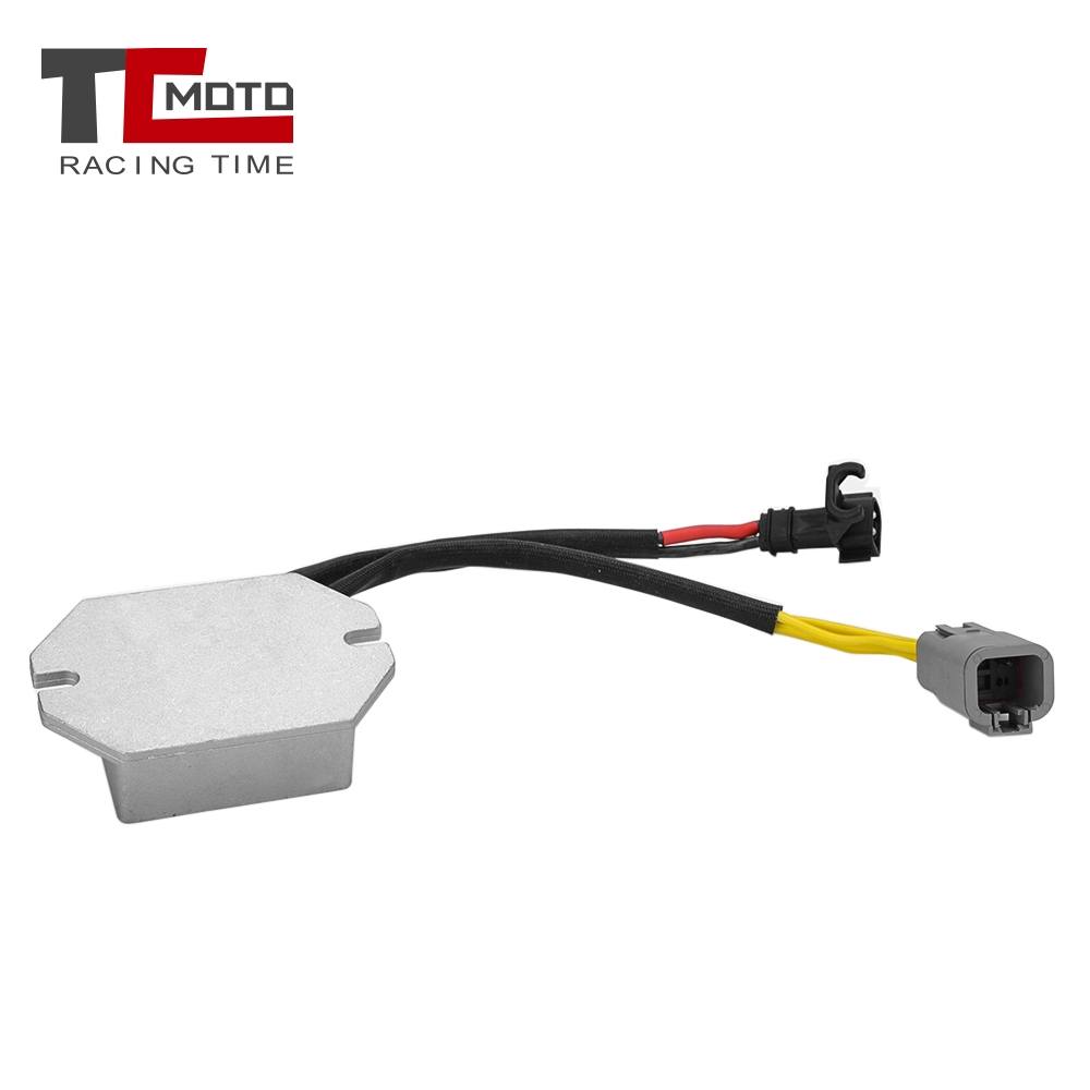 TCMOTO Motorcycle Voltage Rectifier Regulator For <font><b>Buell</b></font> <font><b>1125</b></font> CR R <font><b>1125</b></font> CR 1125R 2008 2009 2010 image