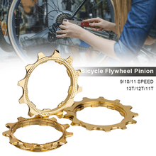 9/10/11 Speed Bike Freewheel Parts Cassette Cog 11T 12T 13T Bicycle Freewheel for Fixed Gear for Mountain Bike Freewheel
