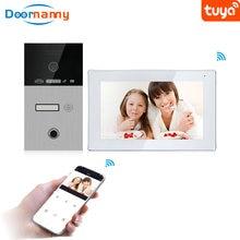 Doornanny ip видео телефон двери внутренной связи wi fi дом