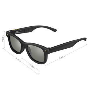 Image 5 - 2020オリジナルデザイン調光サングラス液晶偏光レンズ、電子透過率mannually調節可能なサングラスヴィンテージ