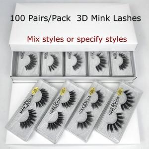 Wholesale mink eyelashes 30/50