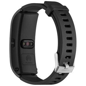 Image 5 - Huawei Oryginalna bransoletka smart TalkBand B5, sportowa opaska, smartwach z Bluetooth i dotykowym ekranem AMOLED, inteligentne podłączenie do słuchawek