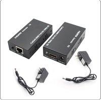 HDMI Network Extender Cable 60m 1080P HD HDMI RJ45 Network Extender Cable Ethernet Cable US/EU/UK/AU Plug